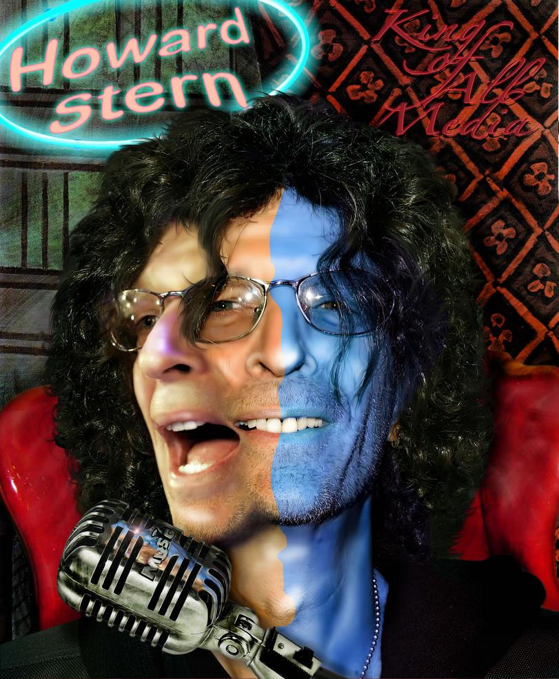 Howard  Stern   Howard Stern by preemiememe