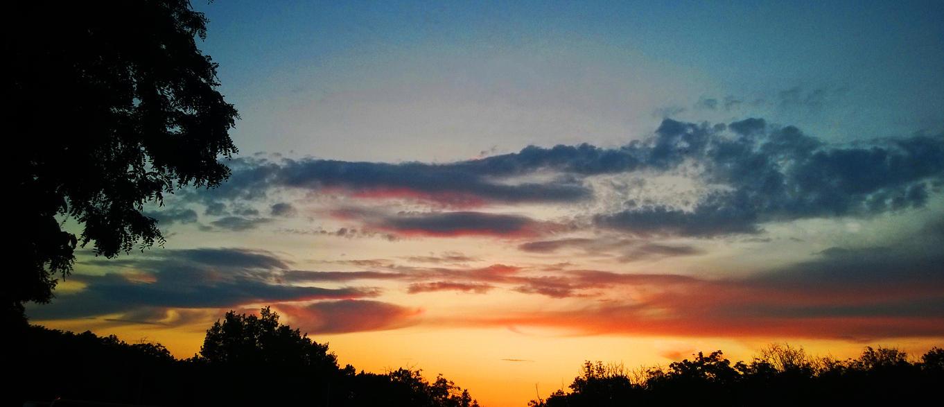 SUNSET by V-Shine