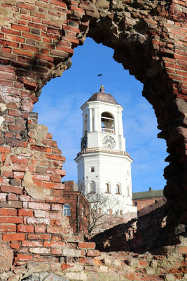 Viborg's clock tower