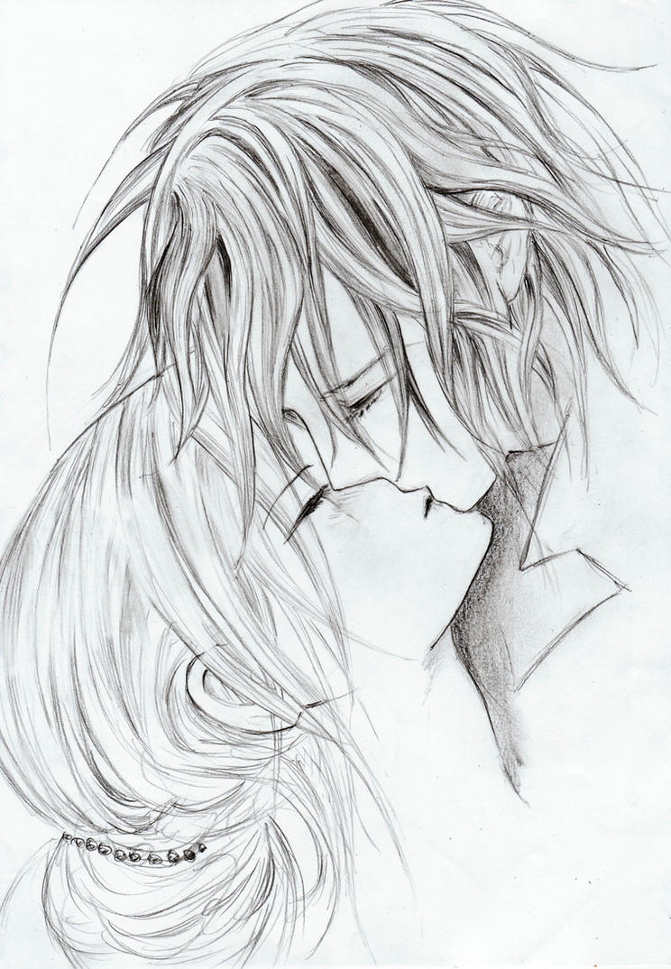 'Sweet Kiss' Yuki Kaname by Gebissen