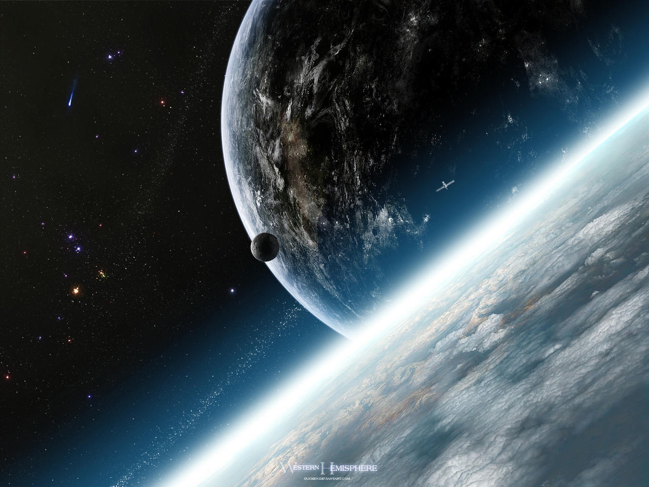 wallpaper space planet the - photo #46
