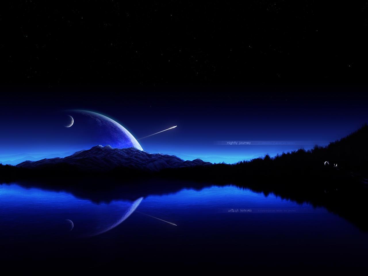 Collab: Nightly Journey by gucken