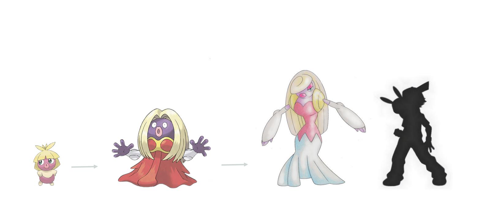 Pokemon Jynx Evolution Images | Pokemon Images
