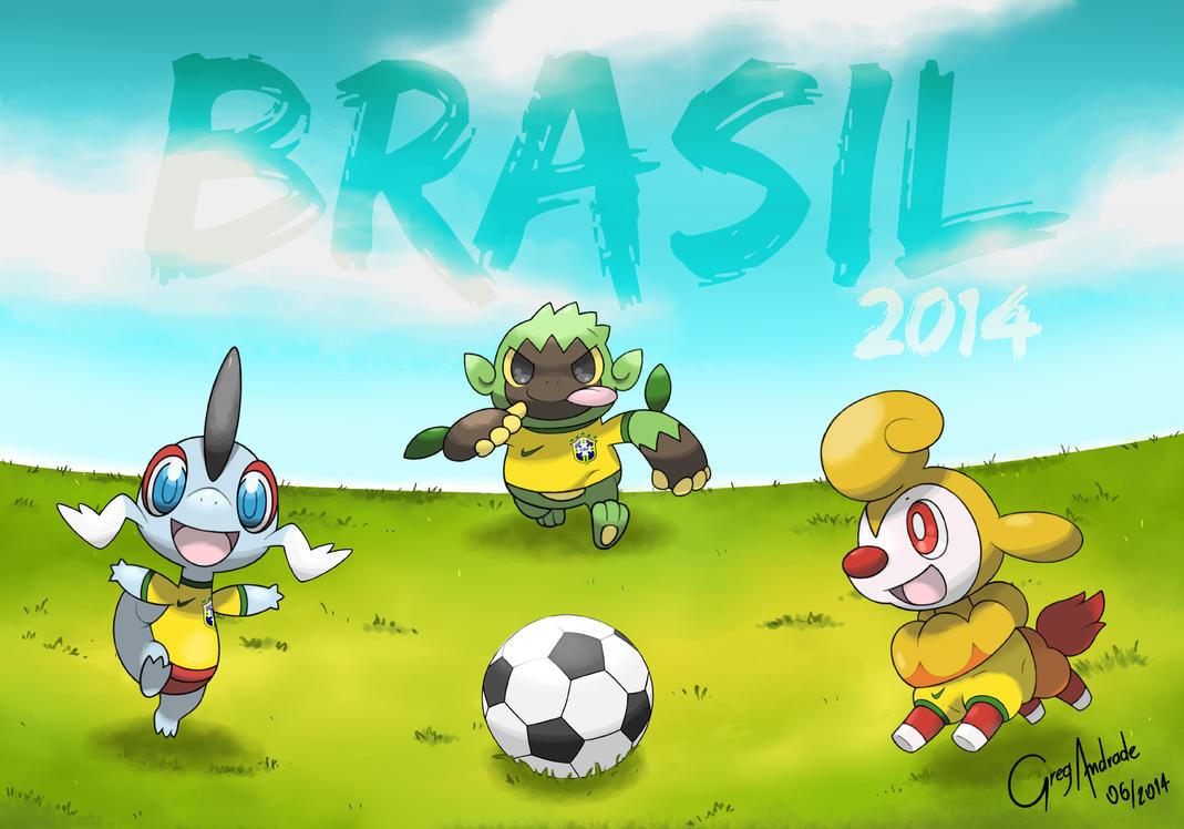 GO BRASIL!!! by GregAndrade