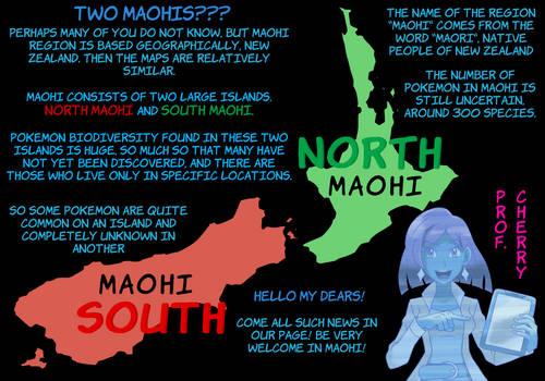 NORTH / SOUTH