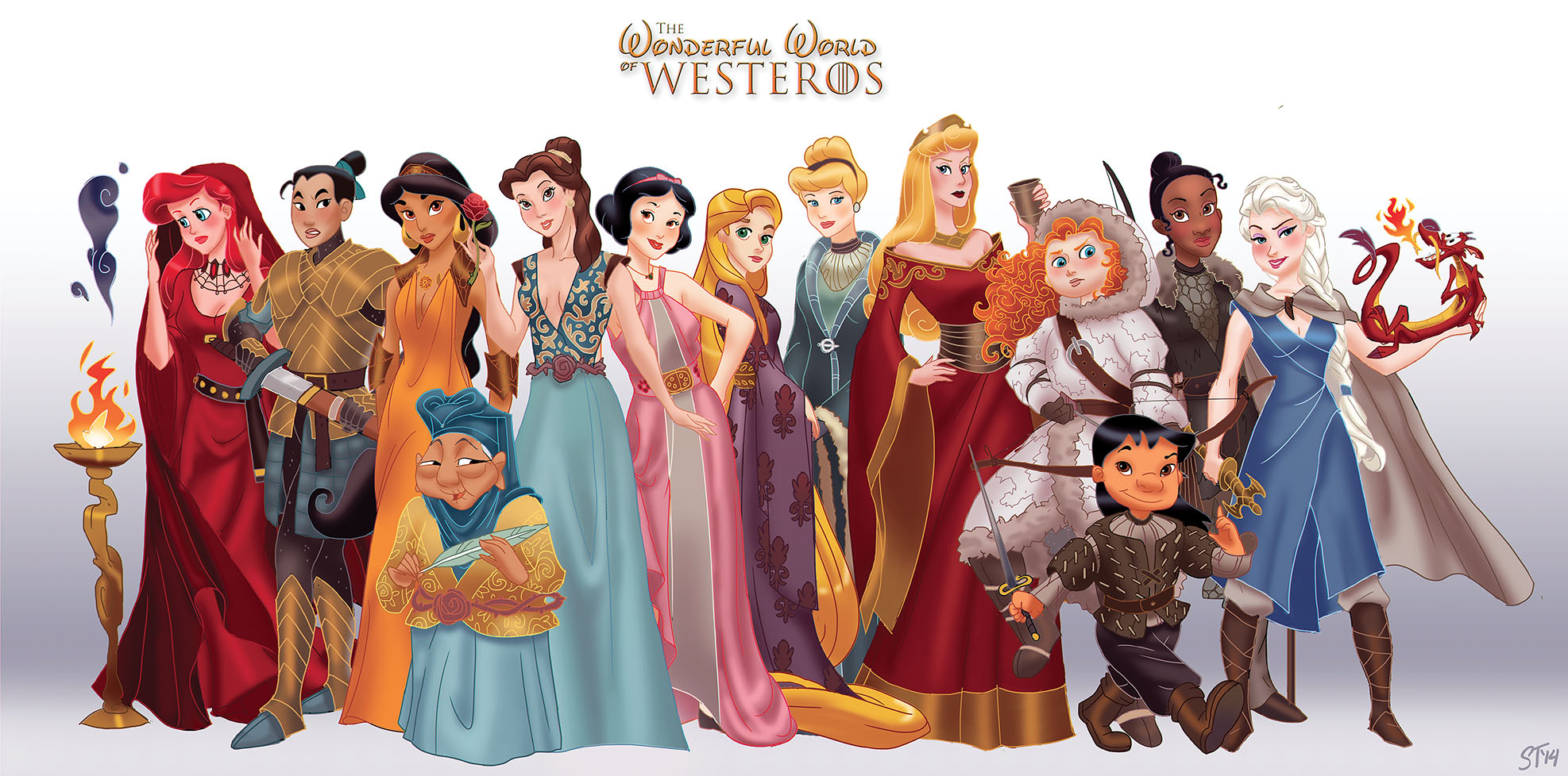 http://orig02.deviantart.net/b824/f/2014/049/e/1/disney_princesses_as_game_of_thrones_by_djedjehuti-d770lzw.jpg