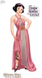 Snow White as Shae
