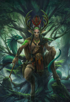 A Forest Lord