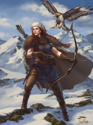 The Northern Huntress