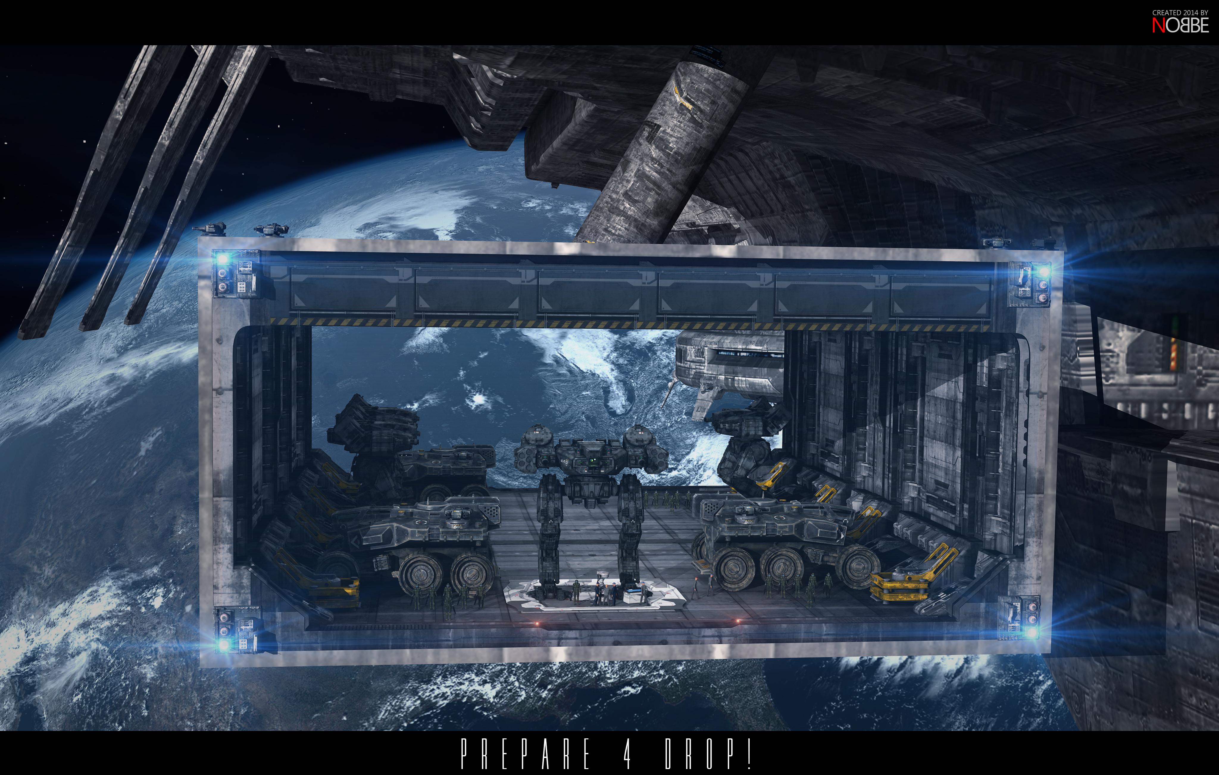 Prepare 4 Drop!     Image is 4K - zoom in! by nobbe42