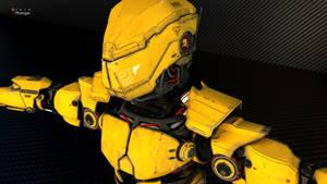 Cargo Robot by nobbe42