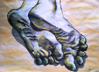 Feet by Lew-Rosenberg