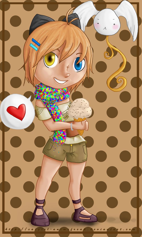 GAIA - Self avatar by Catgirl-AnimeFreak
