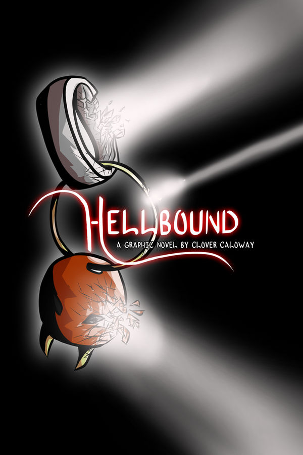 Hellbound Cover by CloverMakesComics