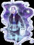 Vega by CloverMakesComics