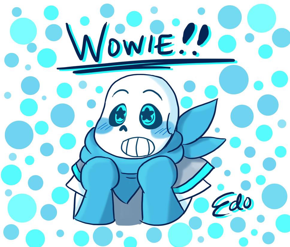 Underswap Sans! - Wowie!! by EdoBean