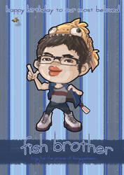 Brother Kang Birthday