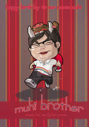 Brother Jin Birthday