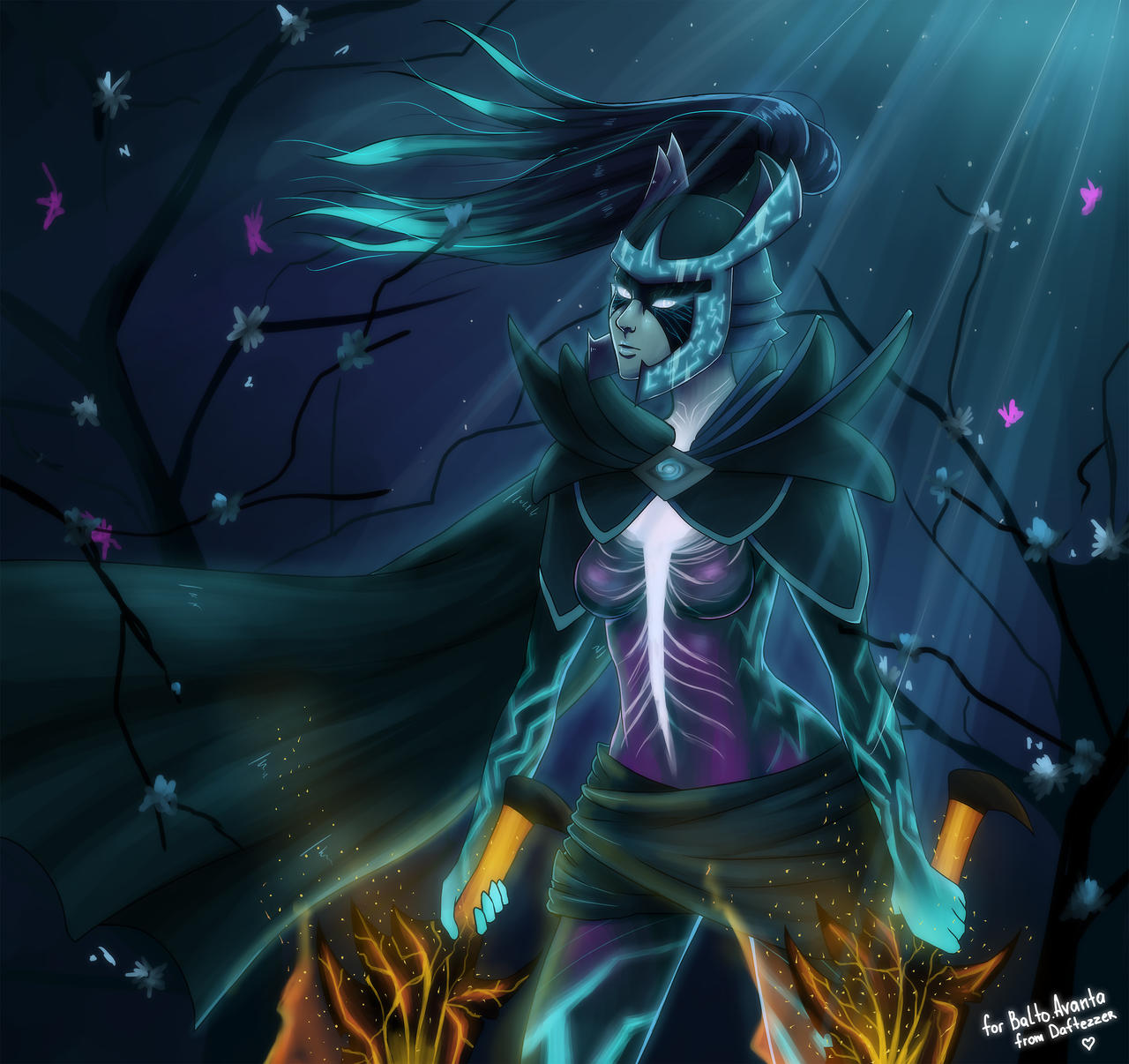 Mortred 2 by TophRayne on DeviantArt