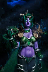 WoW | Ysera by TophRayne