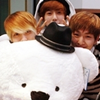 SHINee Icon: The Bear by genuu