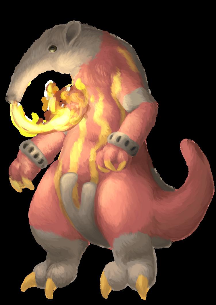 Heatmor by PurpleIllusion2341 on DeviantArt for Heatmor Pokemon  75sfw