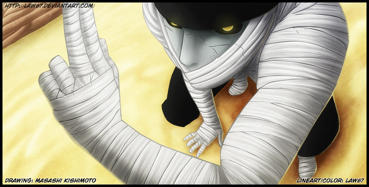 Naruto 558 - Muu by Law67