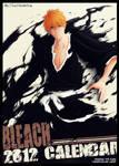 Bleach calendar 2012 - Ichigo