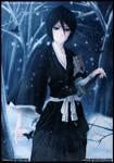 Bleach calendar 2012 - Rukia