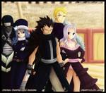 Fairy tail B team