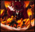 The dragon of Punk-Hasard