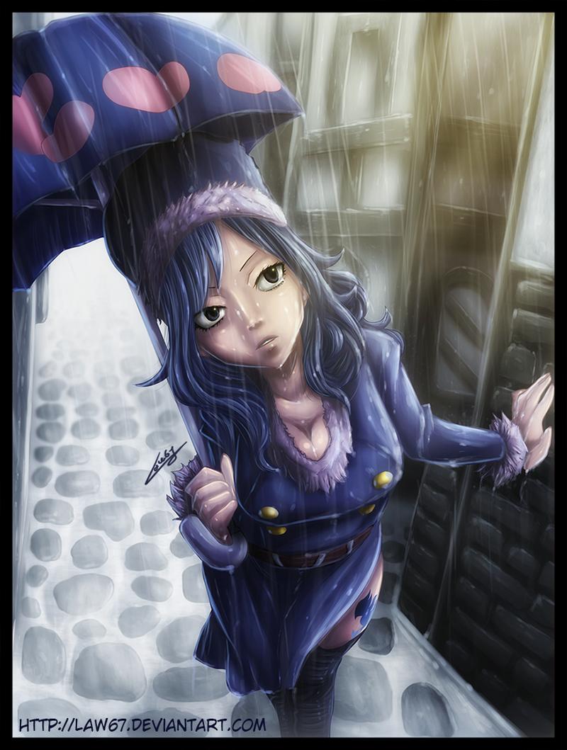 Juvia - Memory of a rainy day