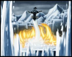 Avatar Korra by Law67