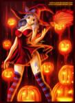 Juvia Halloween Witch