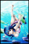 Juvia Under The Sea