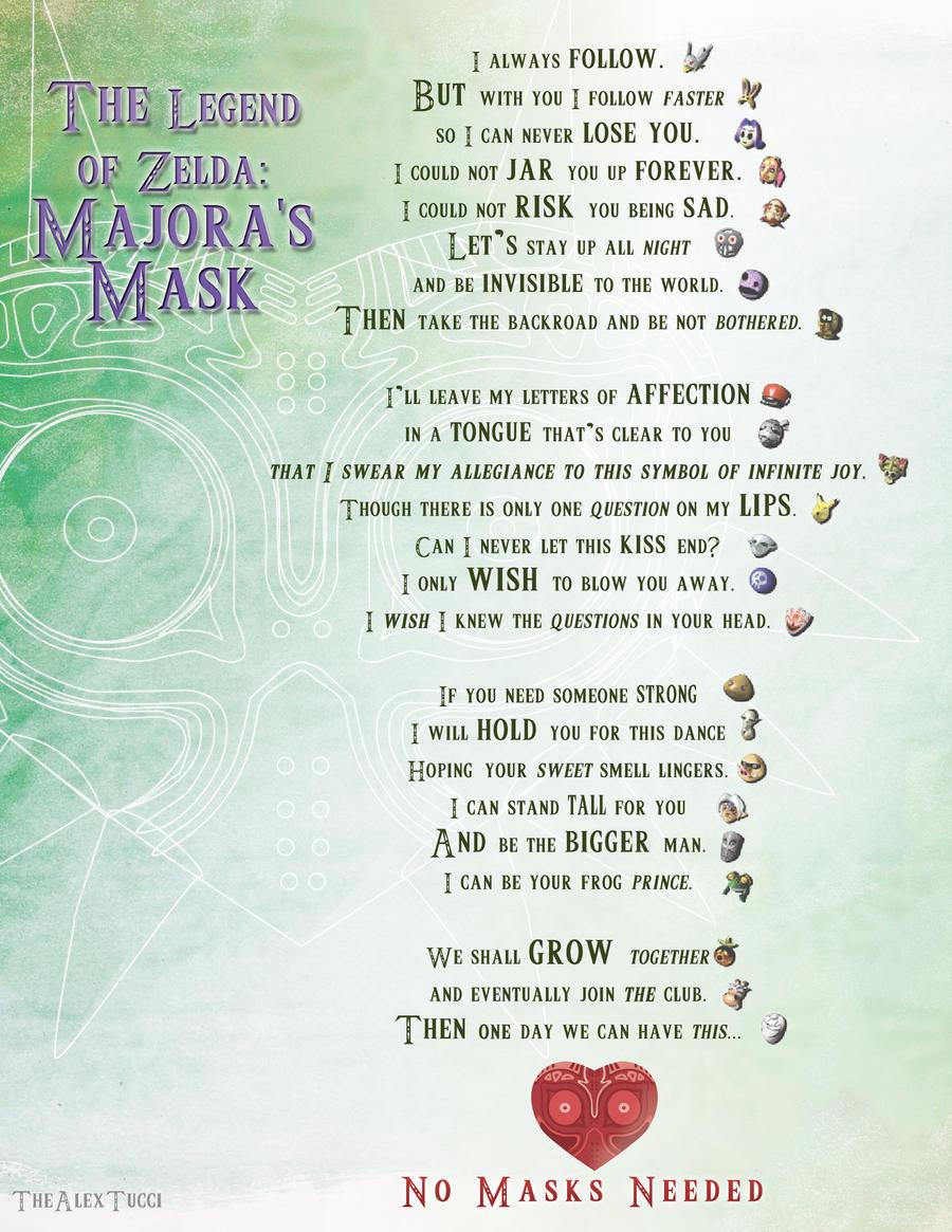 Majora's Poem by TheAlexTucci