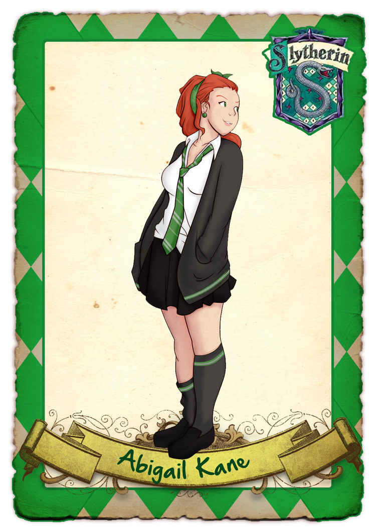 HA: Abigail Kane by hoshiko13