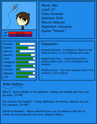 My Stat Page