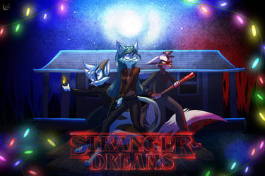 Stranger Dreams by KRIPPEROK