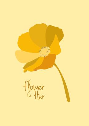 a Flower for her by zakazis