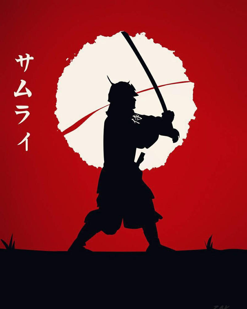 Samurai Spirit by zakazis