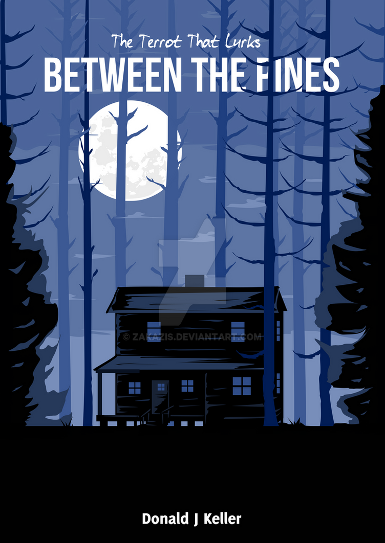 Between The Pines by zakazis