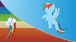 Rainbow Dash Wallpaper [Series 3]