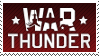 War Thunder stamp by Mateo-theFox