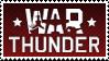 War Thunder stamp by ArgonByte