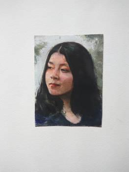 North-Eastern Girl