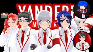 [MMD] Council Club Genderbend [NOTE DL] by MAEB136