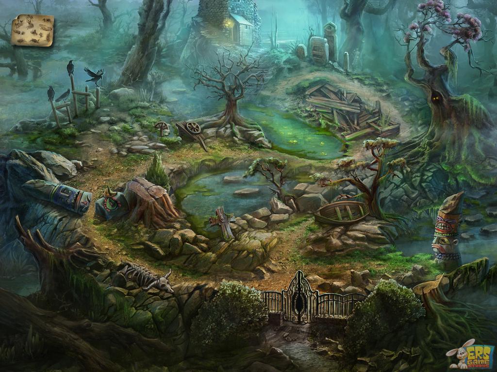 Swamp by Abarai-kun