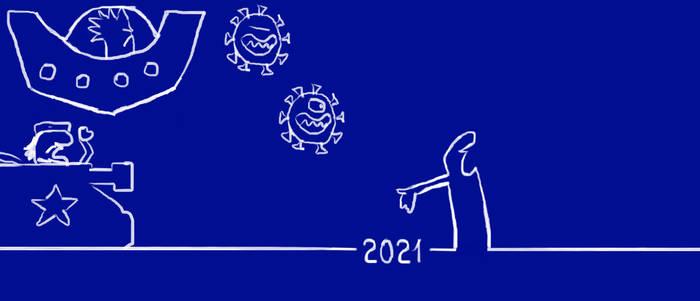 La Linea and 2021 (tribute)