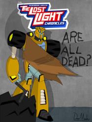 TFA: The Lost Light Chronicles - The Last Autobot by Bort826TFWorld